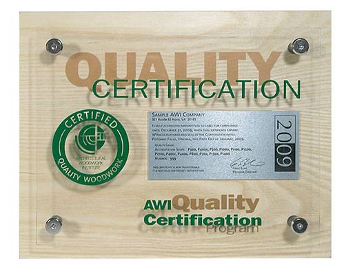 droz_awi_certification_plaque