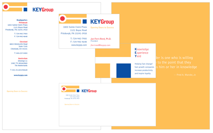 droz_key_group_pittsburgh_marketing_branding_website_design_development_collateral
